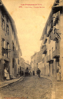 Carrer Major. 1933